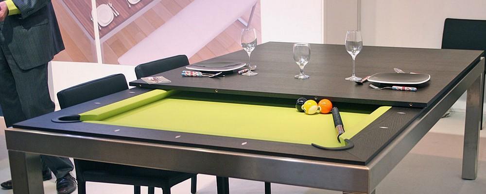 Comment choisir la meilleure table de billard convertible