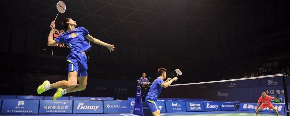 apprendre à bien jouer au badminton