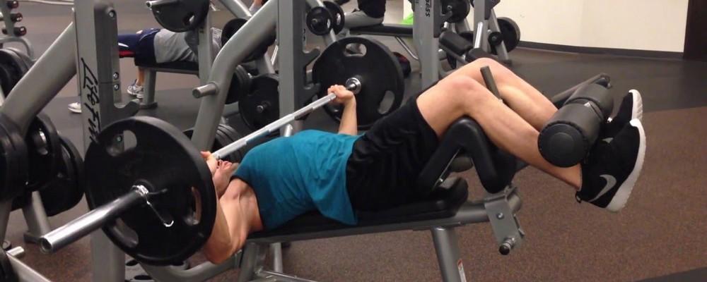 Le Developpe Decline Pour Se Muscler Le Bas Des Pectoraux