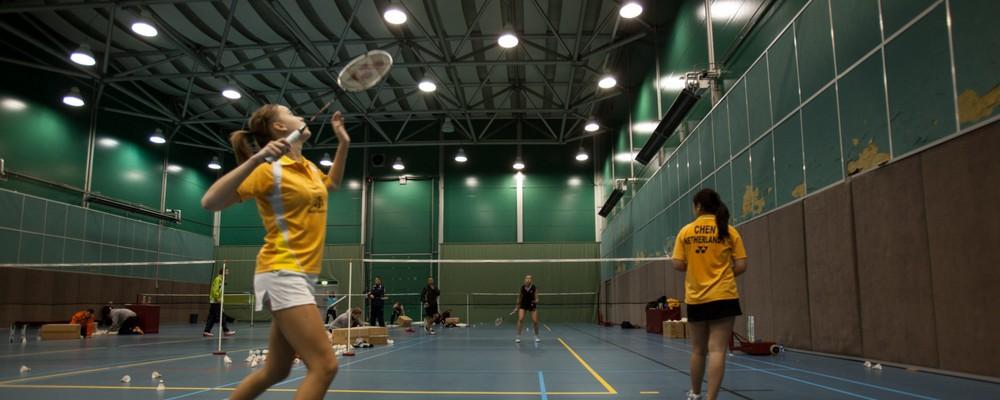 règles du jeu au badminton