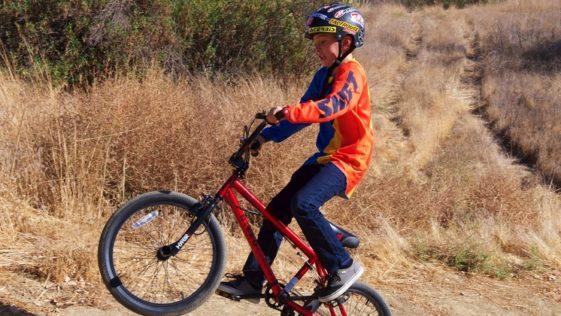 BMX enfant